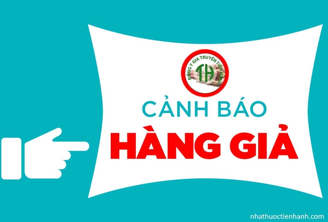Canh Bao Hang Gia Hang Nhai Tien Hanh