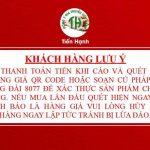 The Do Huong Dan Mua Hang That Tien Hanh